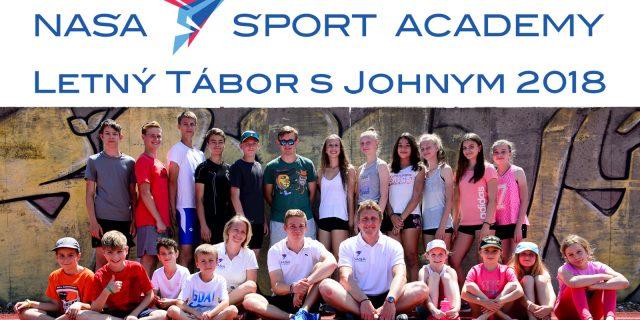 Tréningový tábor s Johnym
