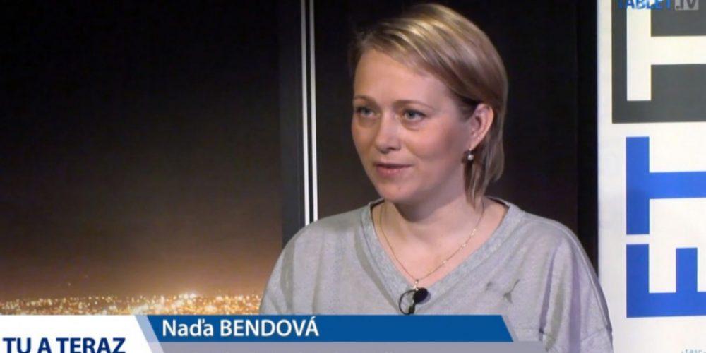 Naďa BENDOVÁ o Volkovi: Bola to skvelá investícia pre celé Slovensko