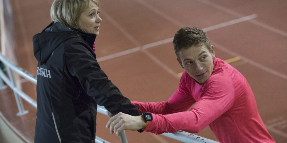 Šiesty najrýchlejší muž zo šampionátu bude príkladom pre mladých: Volko ambasádorom novej akadémie